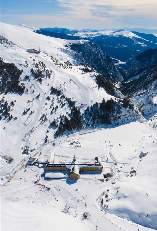 Planes invernales insólitos en el Pirineo de Girona
