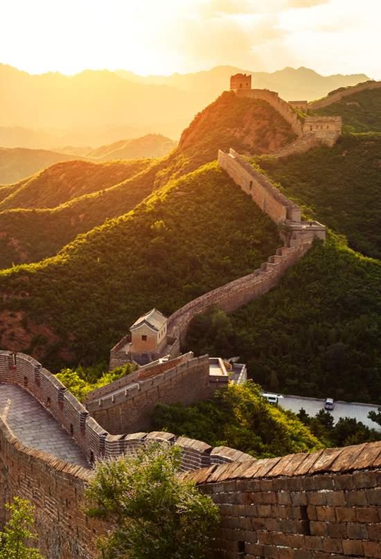 La Gran Muralla y otros monumentos reabren en China