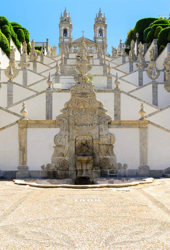 Los paisajes y monumentos Patrimonio de la Humanidad de Portugal