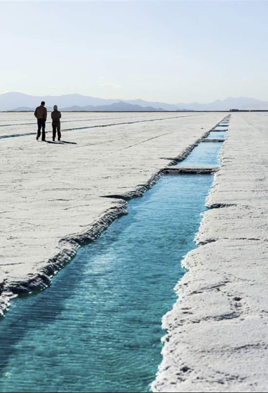 El embrujo de los desiertos de sal