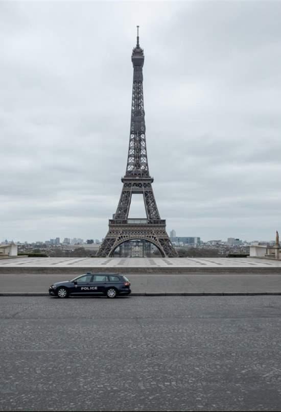 París es una siesta