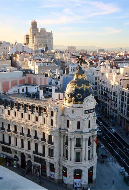 Madrid en plan virtual