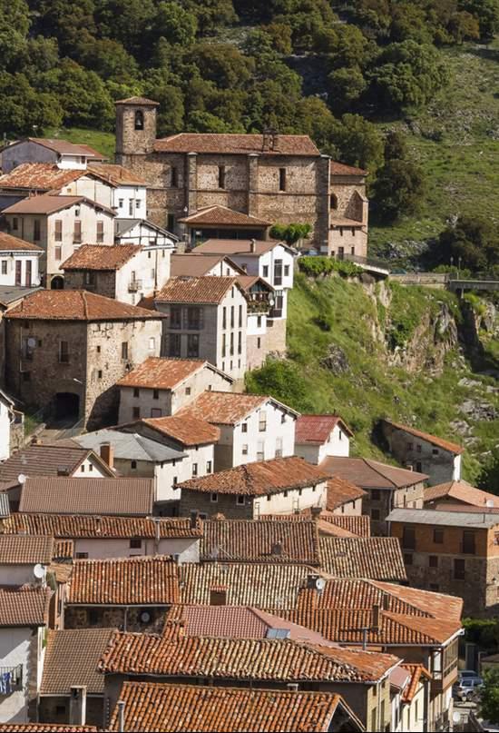 La Rioja de pueblo en pueblo