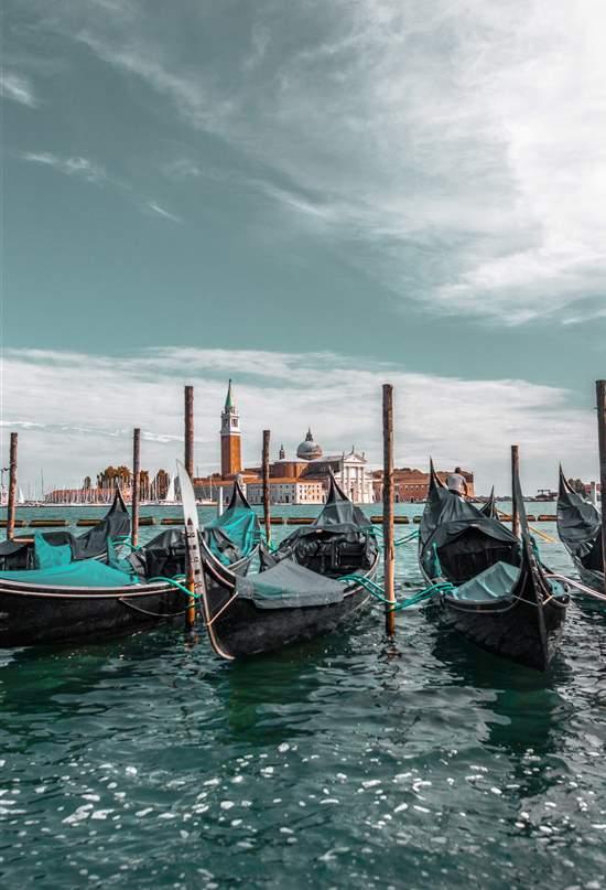 Una mirada íntima al símbolo de Venecia