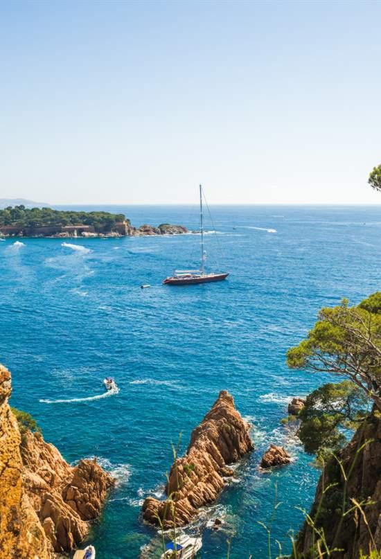 Rutas ideales para navegar por España