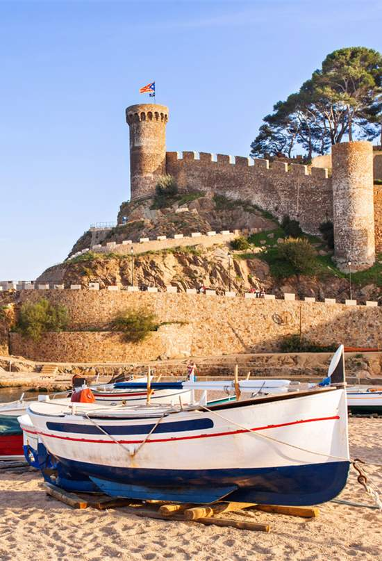 Tossa de Mar: mucho más que un castillo de postal