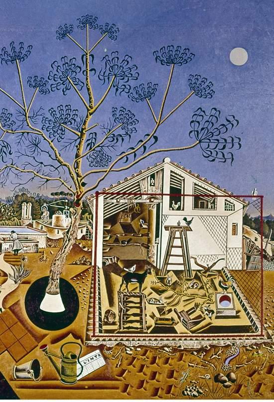 Montroig, el patio de recreo de Joan Miró