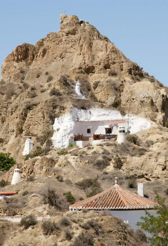 La Capadocia de Granada ya es Geoparque Mundial de la Unesco