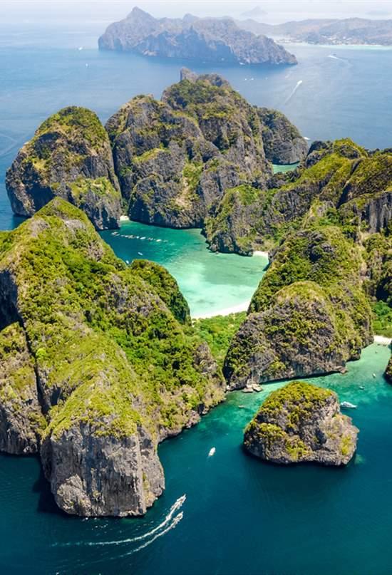 Test Viajapalabra por Tailandia