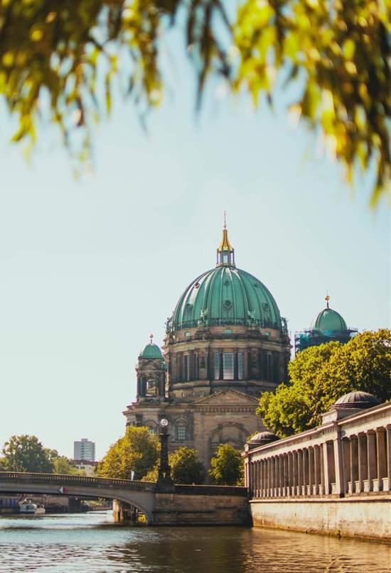 Berlín, la capital verde y transgresora