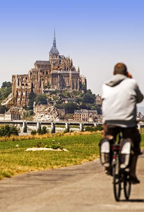 La nueva ruta para recorrer Bretaña en bicicleta