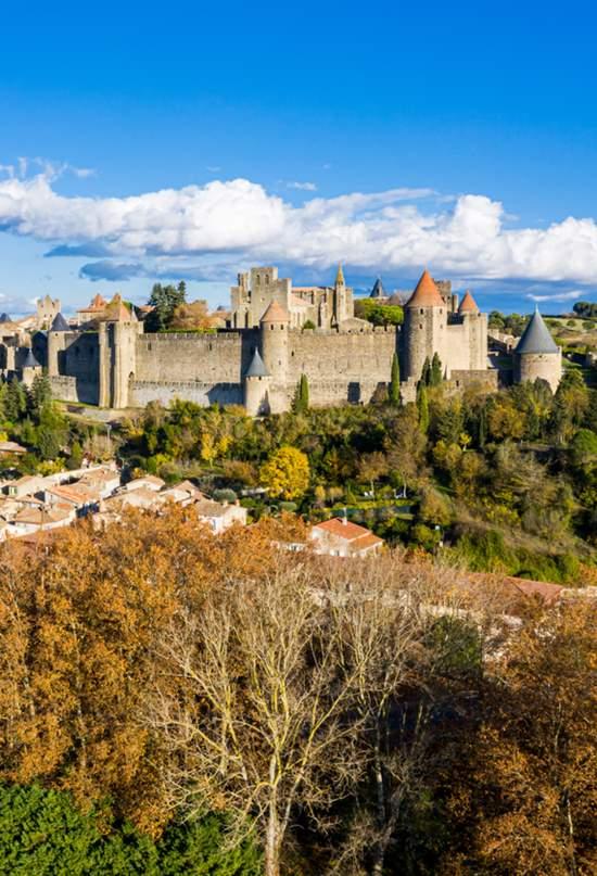Destinos en España, Francia y Portugal para un otoño 'slow'