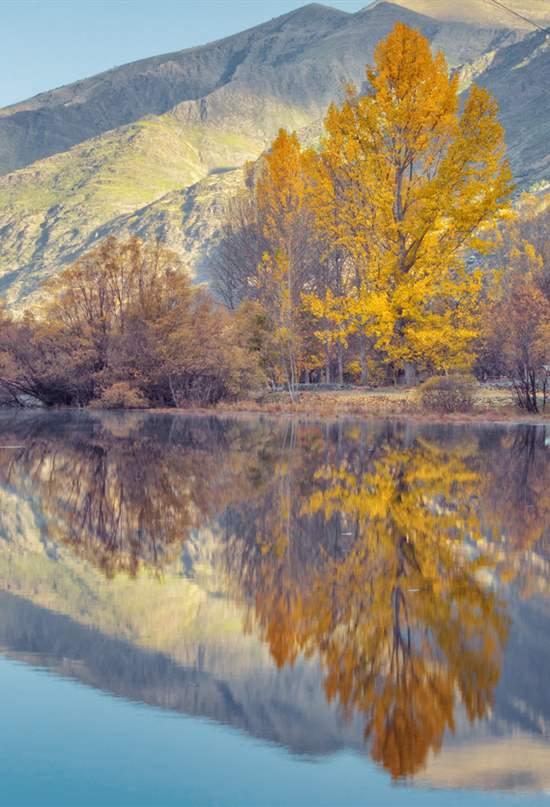Cinco rincones para un otoño en Lleida