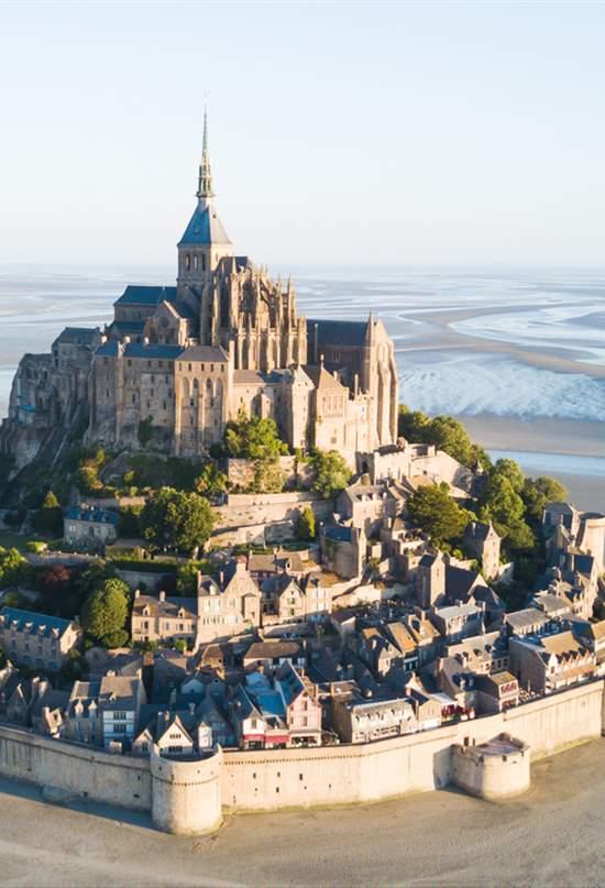 Normandía: viaje al confín norte de Francia en 18 maravillas
