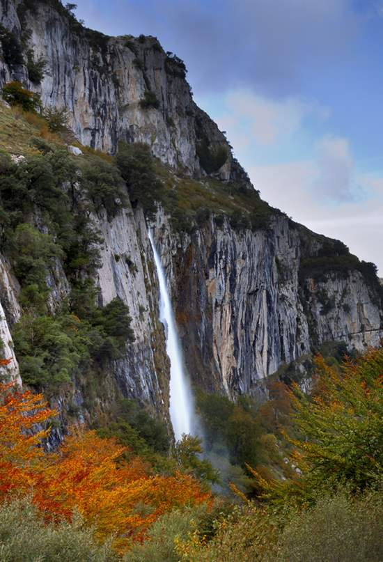 Seis paisajes para disfrutar del otoño en Cantabria