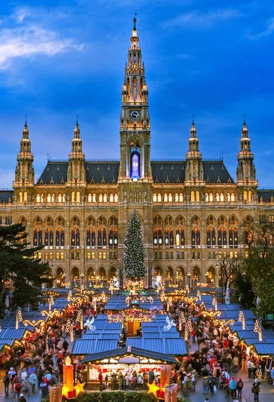 Este año, los mercados navideños de Europa se vuelven virtuales
