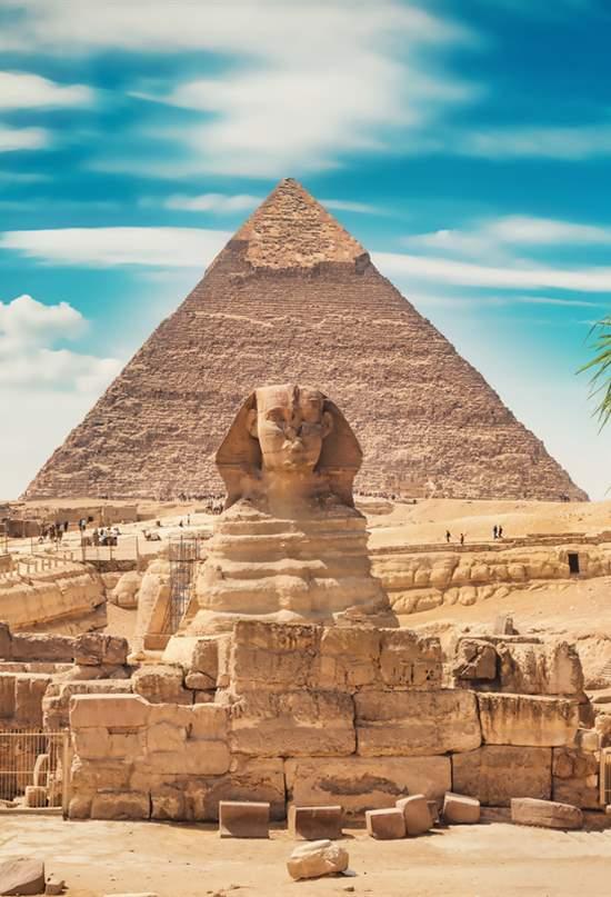 Por qué Egipto es el país de moda de 2021