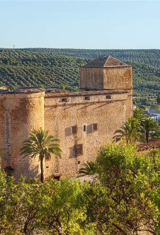 El castillo de Jaén donde se elabora uno de los mejores aceites del mundo