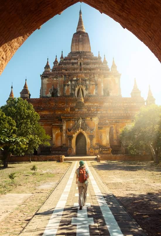 Myanmar desde Rangún hasta el mar de pagodas de Bagan