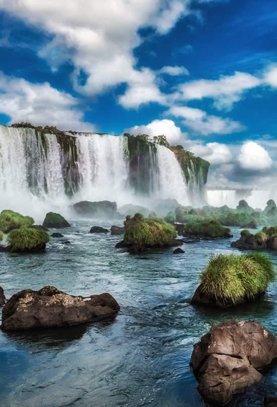Vídeo: La maravillas naturales de Brasil
