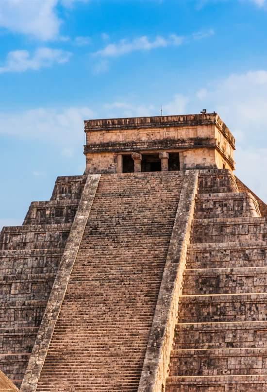 Explorando Chichén Itzá