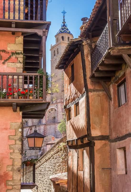Los diez pueblos más deseados de España