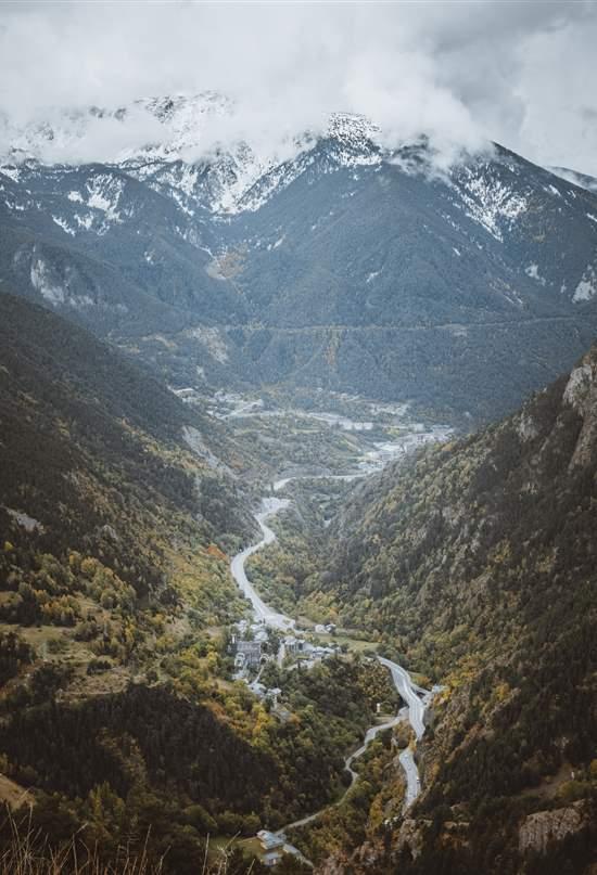 El Valle de Ordino de ⬇️ 1298 a 🔝 2810 metros
