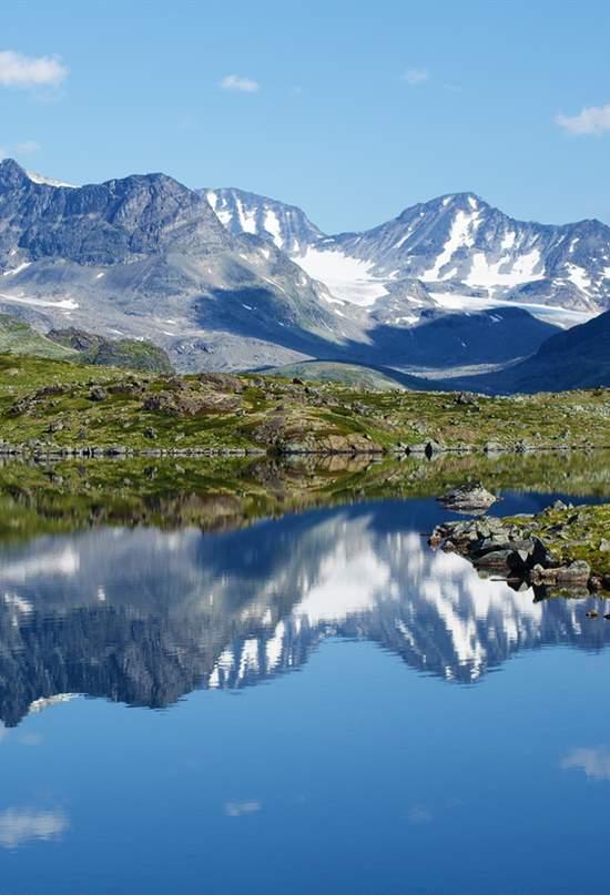 Noruega creará diez nuevos Parques Nacionales para frenar el cambio climático