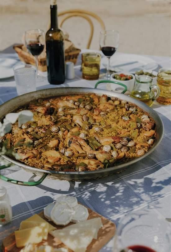 La mejor paella del mundo se elabora (y se saborea) en Elche