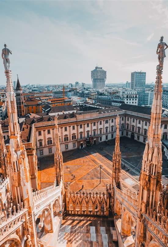 Vídeo: Milán de 9h a 21h