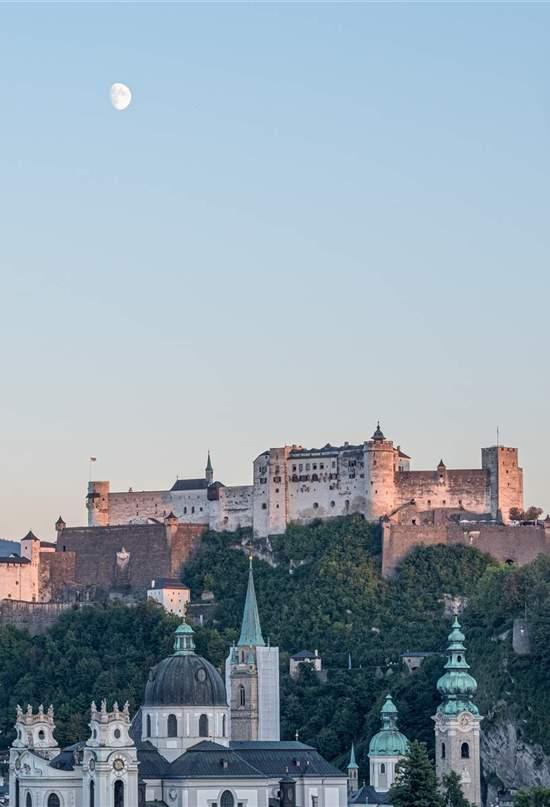 Salzburgo al compás de sus grandes músicos