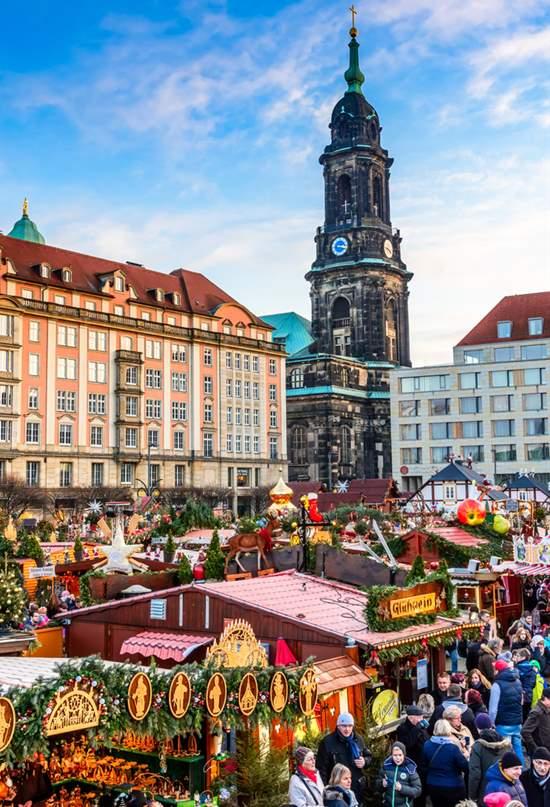 Los mejores mercados navideños de Europa en 2021