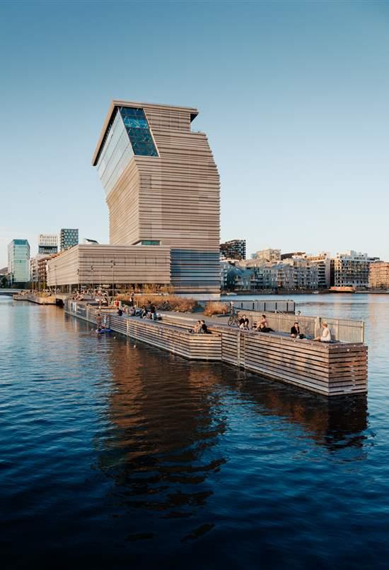 Oslo estrena su nuevo y ansiado Museo Munch